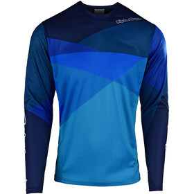 Troy Lee Designs Sprint Bike Jersey Longsleeve Men blue